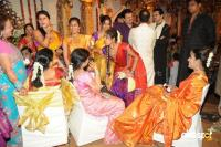 Allu arjun Sneha Marriage Wedding Photos (40)