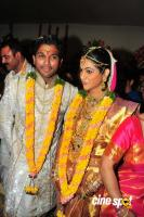 Allu arjun Sneha Marriage Wedding Photos (72)