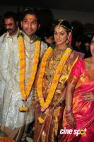 Allu arjun Sneha Marriage Wedding Photos (75)