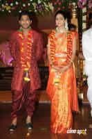 Allu Arjun- Sneha Reception Photos (51)