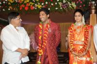 Allu Arjun- Sneha Reception Photos (52)