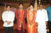 Allu Arjun- Sneha Reception Photos (54)