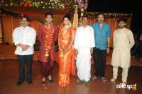 Allu Arjun- Sneha Reception Photos (55)