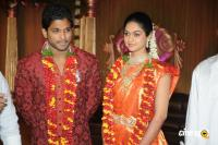 Allu Arjun- Sneha Reception Photos (56)