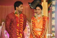 Allu Arjun- Sneha Reception Photos (60)