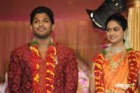 Allu Arjun- Sneha Reception Photos (61)