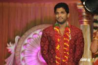 Allu Arjun- Sneha Reception Photos (63)