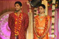 Allu Arjun- Sneha Reception Photos (64)