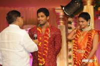 Allu Arjun- Sneha Reception Photos (66)