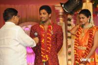 Allu Arjun- Sneha Reception Photos (67)