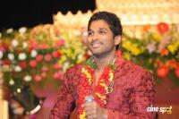 Allu Arjun- Sneha Reception Photos (70)