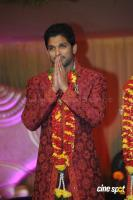 Allu Arjun- Sneha Reception Photos (85)