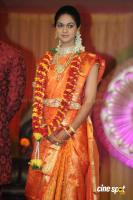 Allu Arjun- Sneha Reception Photos (90)