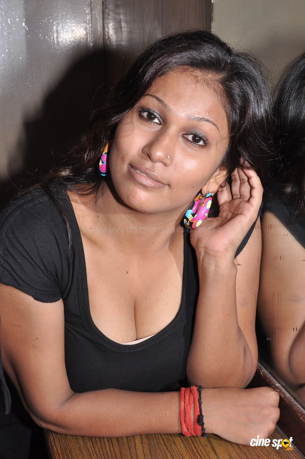 Bar slut cute indian