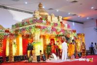 Production Controller Mohan Rao Daughter Marriage wedding photos pics