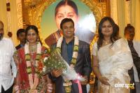 Radharavi son reception photos (61)