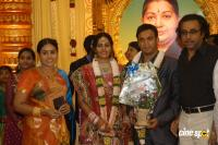 Radharavi son reception photos (77)