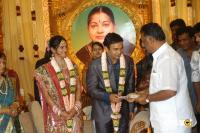 Radharavi son reception photos (78)