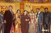 Radharavi son reception photos (8)