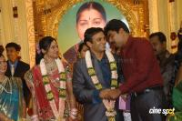 Radharavi son reception photos (80)