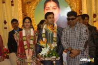 Radharavi son reception photos (87)