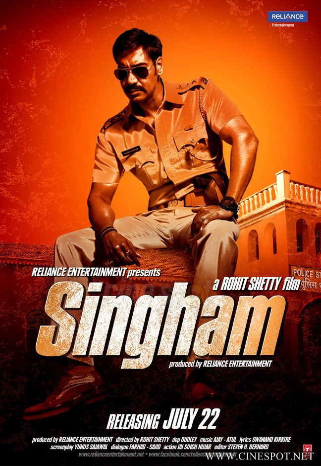 Ajay Devgan Movies List