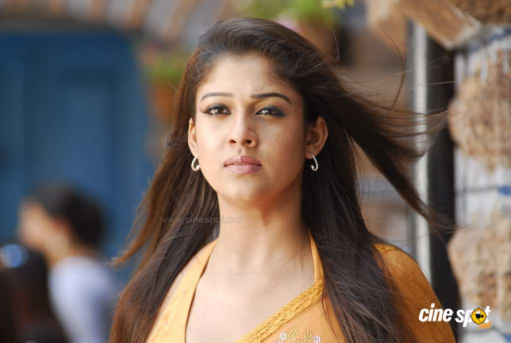 Nayanthara Evergreen Hot Lady
