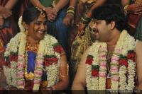 S V Sekar Son Wedding Photos Stills