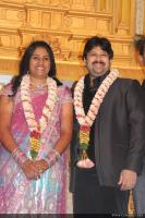 SV Sekar Son Wedding Reception Photos