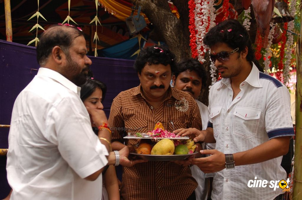 Vangikottai Vaaliban Movie Launch photos (29)