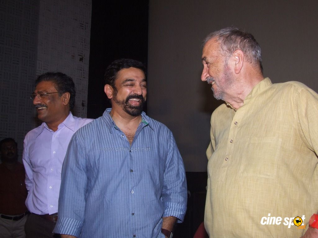 Kamal Hassan short film press meet Photos (4)