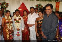 Kalavaani and Vaagai Sooda Vaa Director Sargunam Marriage Photos Stills