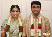 Meena With Vidhyasagar Marriage, Wedding Photos, Stills