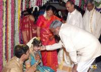 Meena Married Photo