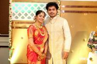 Actor Shakthi and Smiruthi Engagement Photos Stills