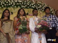 Jayam Ravi_Meena Marriage Reception Photos
