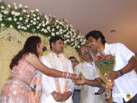 Jeeva_Meena Marriage Reception Photos