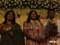 Meena Marriage Reception Photos (1)
