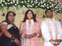 Meena Marriage Reception Photos (14)