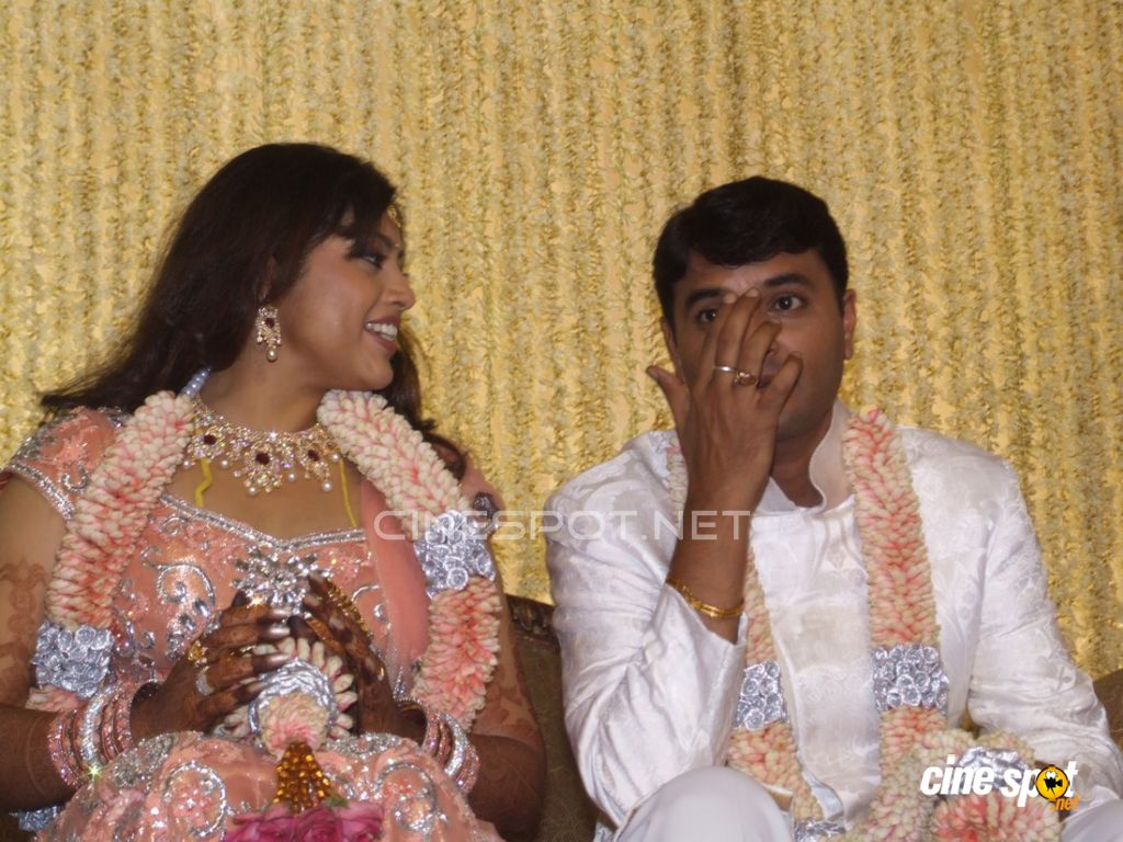 Meena Marriage Reception Photos 30