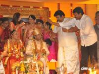 Sivaji Family Wedding