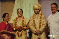Sivaji Family Wedding Reception Photos Stills