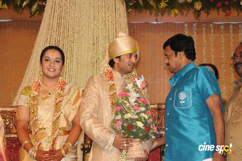 Sivaji Family Wedding Reception (31)