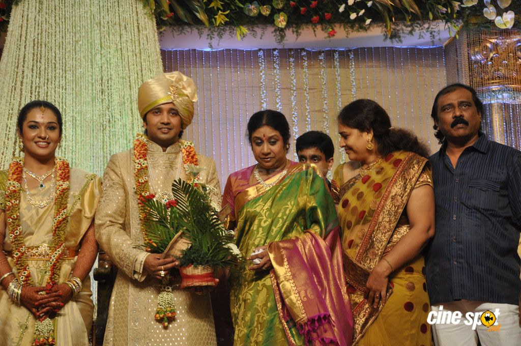 Sivaji Family Wedding Reception (36)