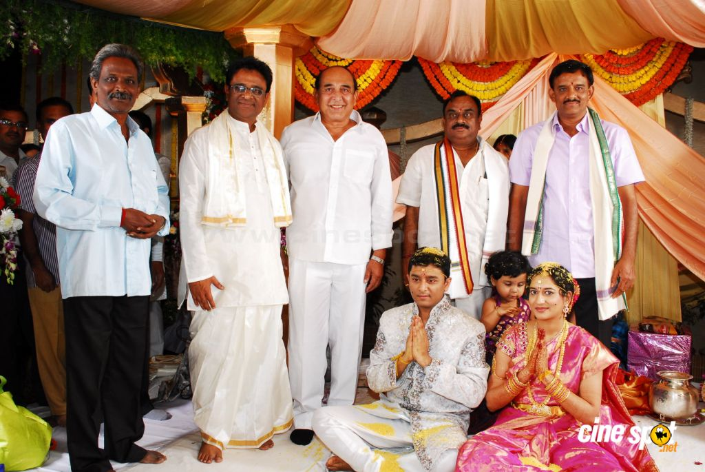 Celebs at Pokuri Rama Rao Son Wedding (17)