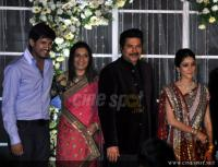 Mammootty Son reception (72)