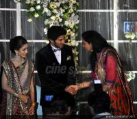 Mammootty Son reception (73)