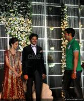 Mammootty Son reception (8)