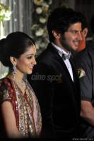 Mammootty Son reception (98)