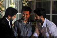 Mammootty Son reception (99)